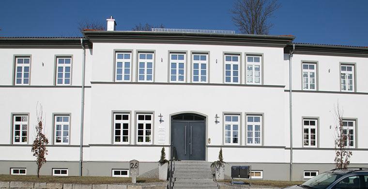 Praxis der Heilpraktiker Holm und Bogdany in Pfarrkirchen