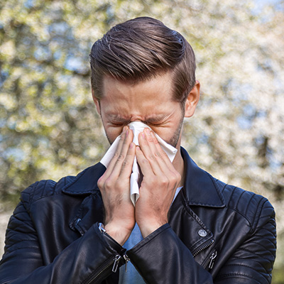 Allergie - Behandlung und Therapie